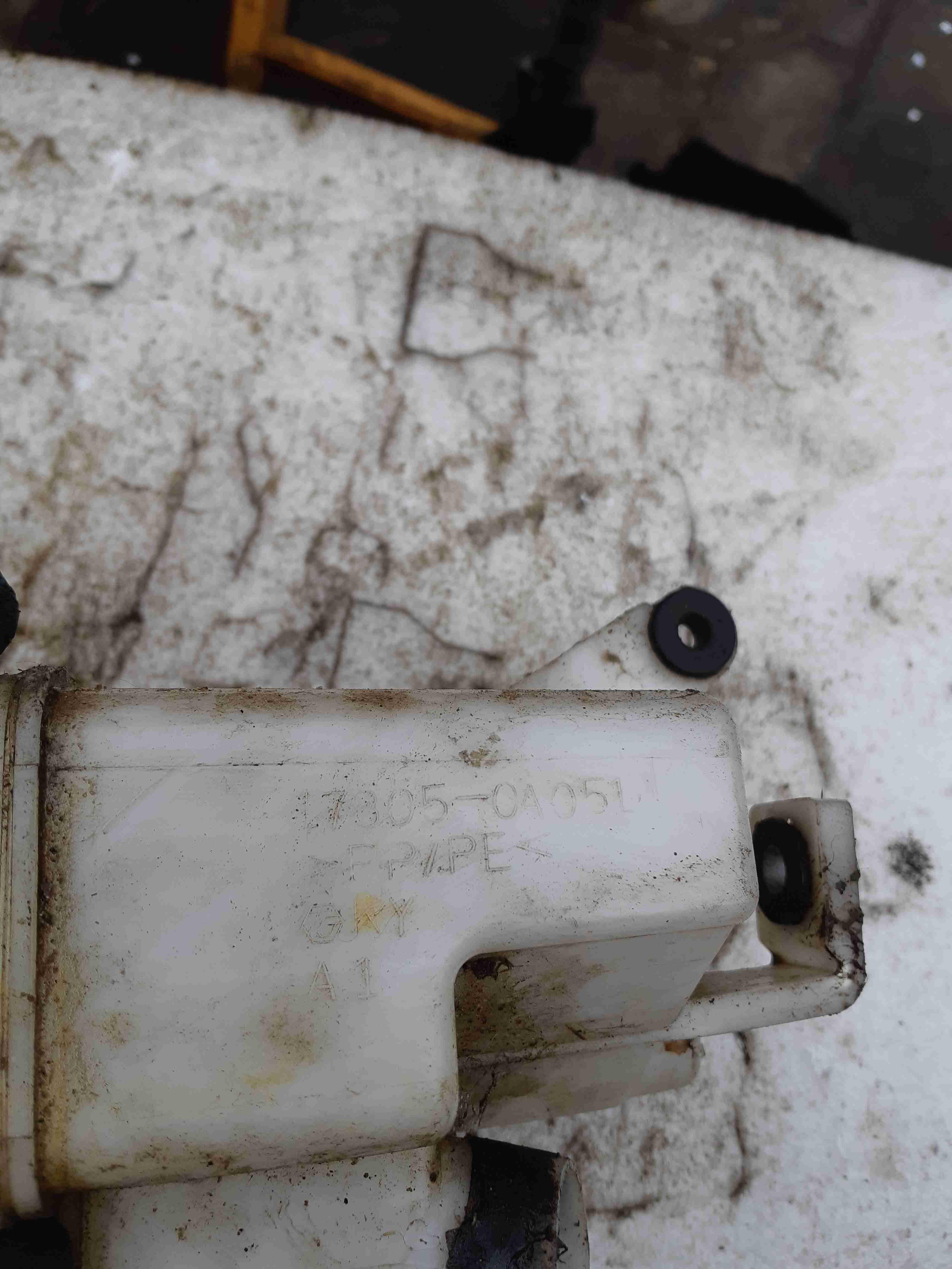 Резонатор воздушного фильтра Toyota  178050A051